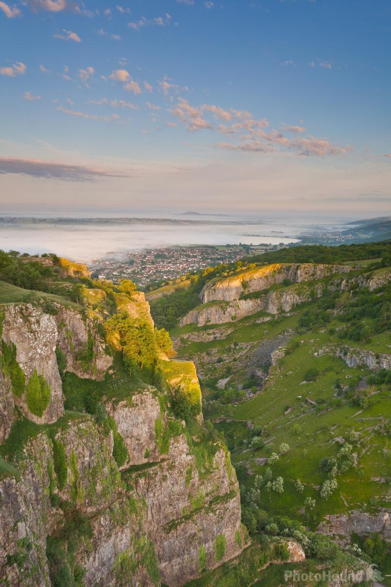 Cheddar Gorge (Top)