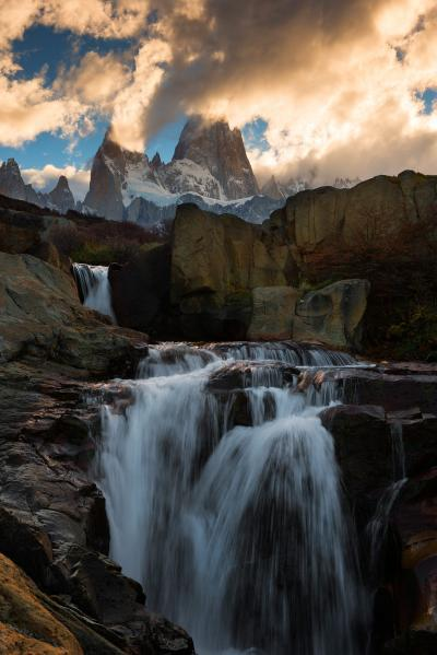 Argentina photography locations - EC - The Secret Waterfall