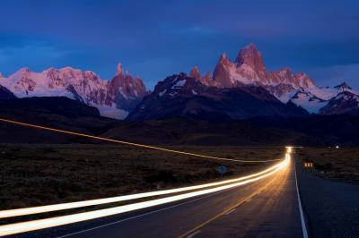 Argentina photo locations - EC - Road to Fitz Roy
