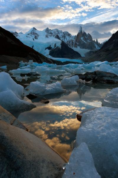 Patagonia photo locations - EC - Lago Torre
