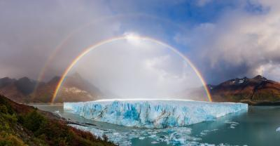 photo locations in Argentina - Perito Moreno Glacier