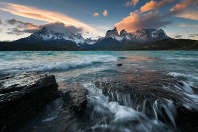 Photography spots in  Patagonia