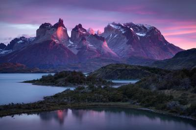 Chile photography locations - TdP - Explora Hotel View