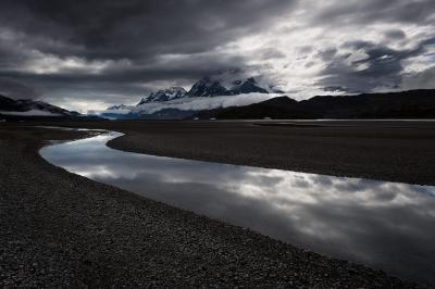 Chile photo locations - TdP - Lago Grey