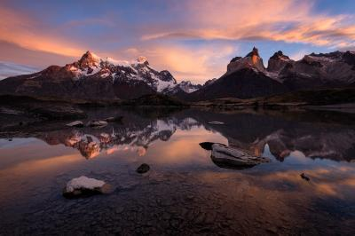 photo locations in Chile - TdP - Lago Nordenskjold