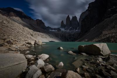 photography locations in Chile - TdP - Mirador Las Torres