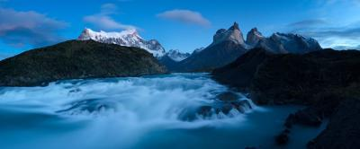 photography locations in Chile - TdP - Salto Grande