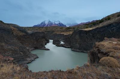 photo locations in Chile - TdP - Rio Paine