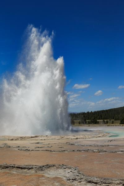 images of Yellowstone National Park - FLD - Great Fountain Geyser