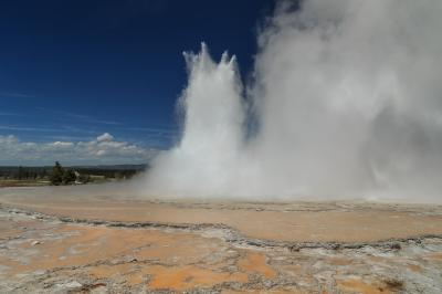 images of Yellowstone National Park - Firehole Lake Drive (FLD) General