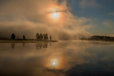 photos of Yellowstone National Park - Hayden Valley