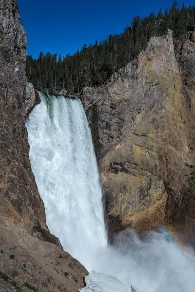 pictures of Yellowstone National Park - LYF - Uncle Tom's Trail