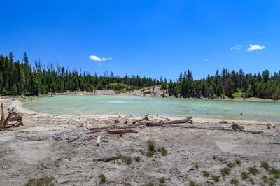 images of Yellowstone National Park - MVA - Sour Lake