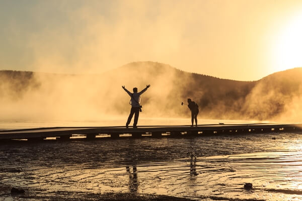 Yellowstone National Park Instagram spots