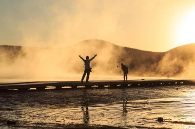 images of Yellowstone National Park - MGB - Grand Prismatic Spring