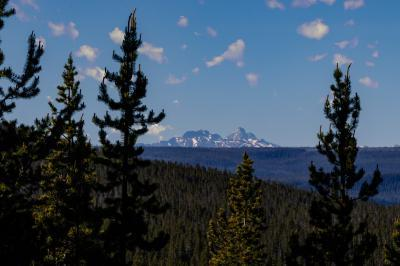 images of Yellowstone National Park - Shoshone Point