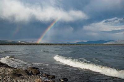 Cody photography spots - Yellowstone Lake (YL) General Info