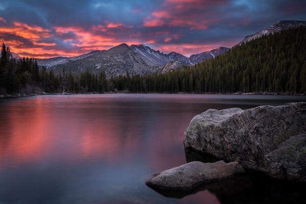 Rocky Mountain National Park Instagram locations
