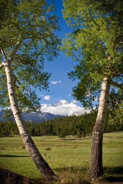 Rocky Mountain National Park photo locations - TR - Upper Beaver Meadows