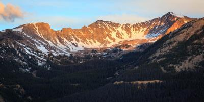 photos of Rocky Mountain NP - TR - Farview Curve