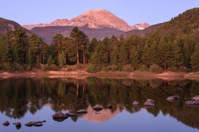 Rocky Mountain National Park photography locations - WB - Copeland Lake
