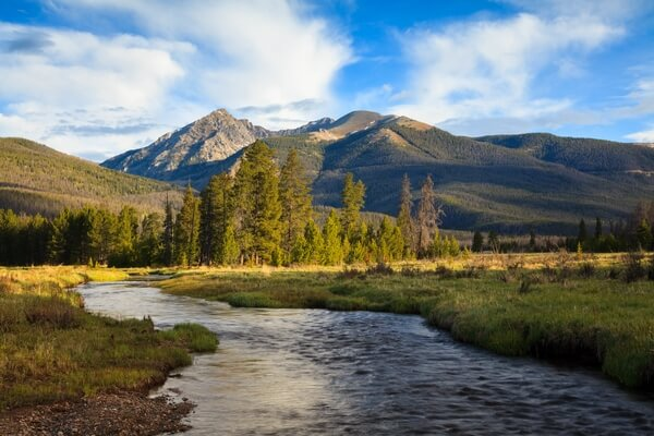 Instagram locations in Rocky Mountain National Park