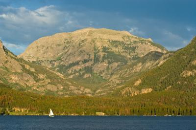 photography locations in Rocky Mountain National Park - WR - Grand Lake – Point Park