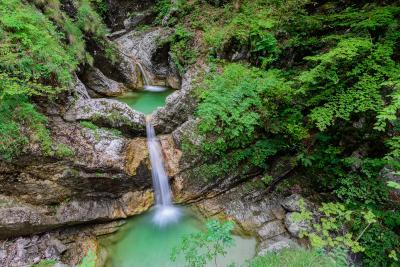 Triglav National Park photo spots - Fratarica Waterfalls