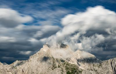 photography spots in Triglav National Park - Jalovec View
