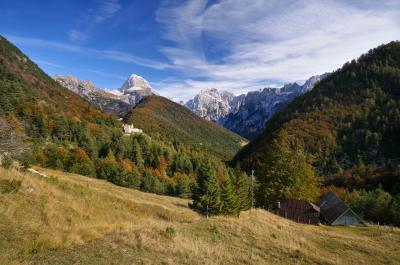 photos of Triglav National Park - Predel Views