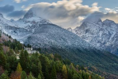 images of Triglav National Park - Predel Views