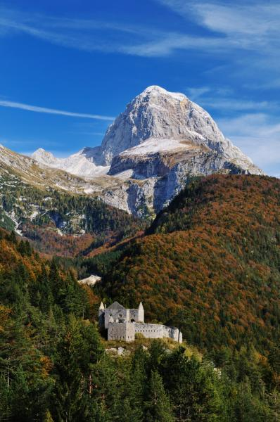 Triglav National Park photo locations - Predel Views