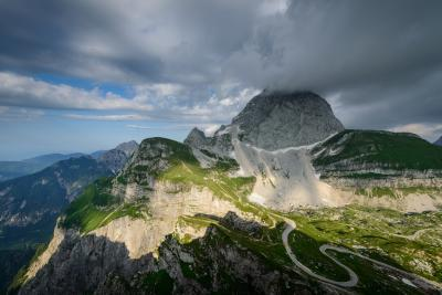 pictures of Triglav National Park - Mangart Saddle