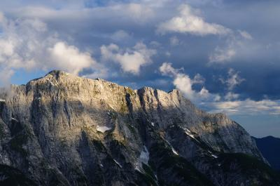 images of Triglav National Park - Mangart Saddle