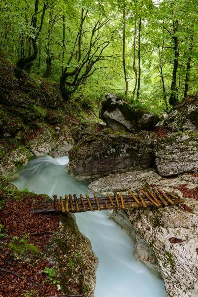 photography spots in Triglav National Park - Možnica River
