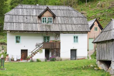 pictures of Triglav National Park - Mala Korita Soče & Traditional House