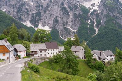 pictures of Triglav National Park - Strmec Village