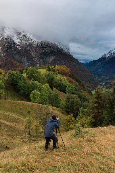 images of Triglav National Park - Strmec Village
