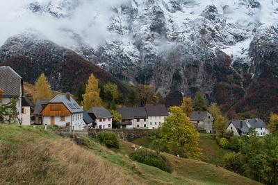 Triglav National Park photography spots - Strmec Village