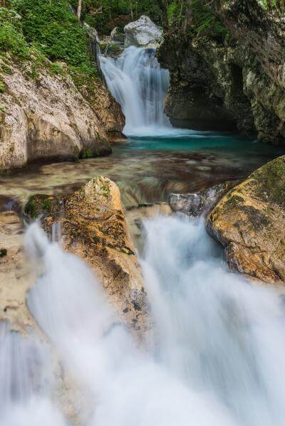 pictures of Triglav National Park - Water Hurst of Šunik