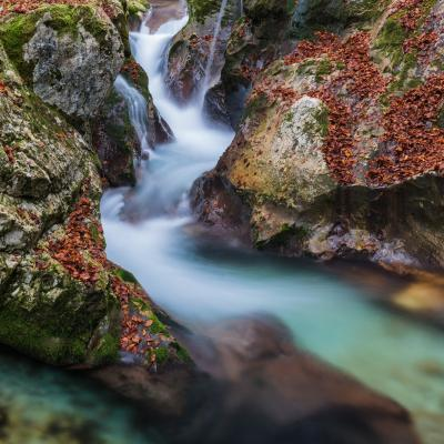 photo spots in Triglav National Park - Water Hurst of Šunik