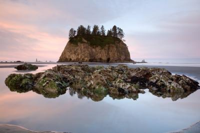 Olympic National Park photography guide - Second Beach