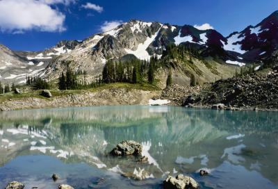 photography spots in Olympic National Park - Royal Basin