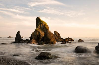 photos of Olympic National Park - Ruby Beach