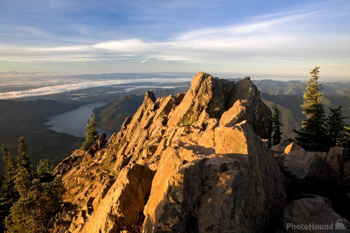 View From Mount Ellinor