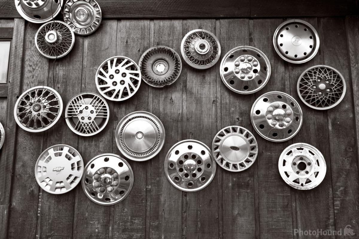 Hub Cap Collection