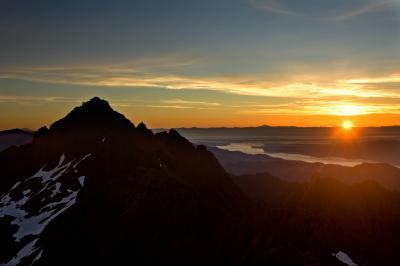 photos of Olympic National Park - Mount Ellinor