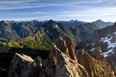 images of Olympic National Park - Mount Ellinor
