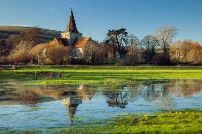 photos of Brighton & South Downs - Alfriston village (South Downs NP)