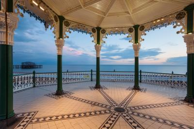 Brighton photography locations - Brighton Bandstand